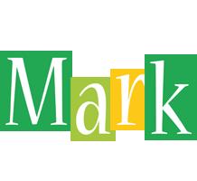 Mark lemonade logo