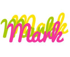 Mark sweets logo