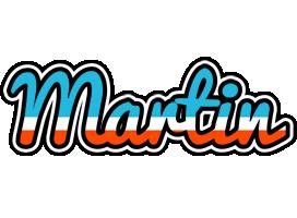 Martin america logo