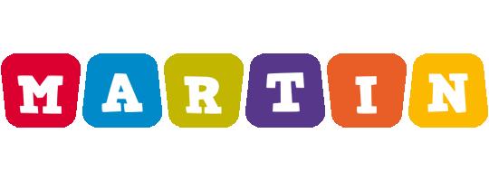 Martin daycare logo
