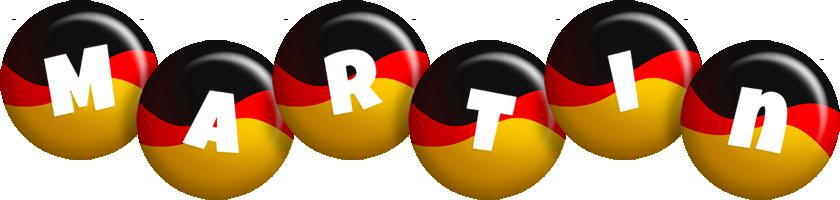 Martin german logo