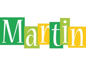 Martin lemonade logo