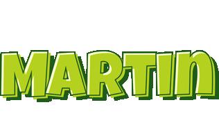 Martin summer logo