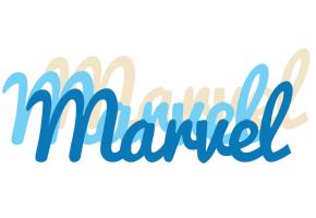 Marvel breeze logo