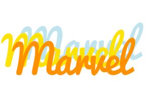 Marvel energy logo