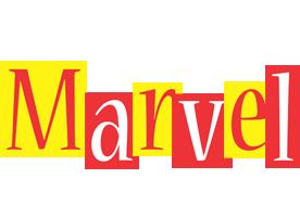 Marvel errors logo