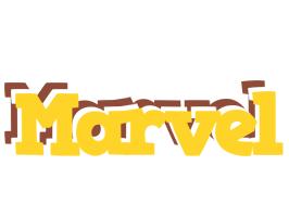 Marvel hotcup logo