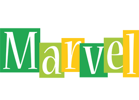 Marvel lemonade logo