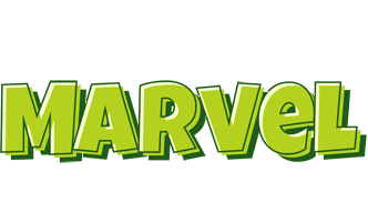 Marvel summer logo