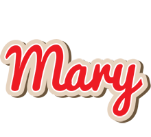 Mary chocolate logo