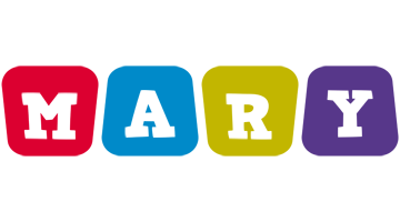 Mary daycare logo