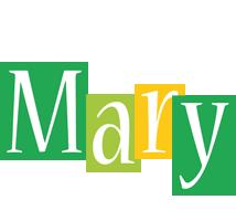 Mary lemonade logo