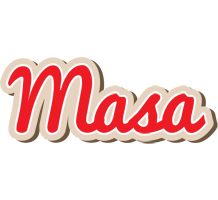 Masa chocolate logo