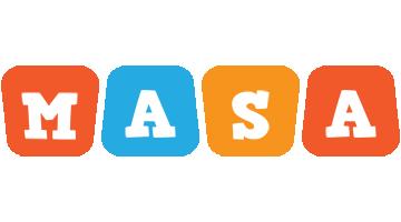 Masa comics logo