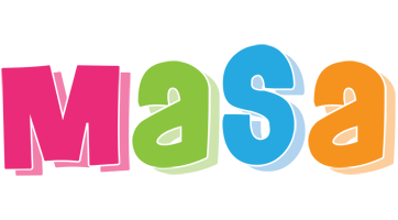 Masa friday logo