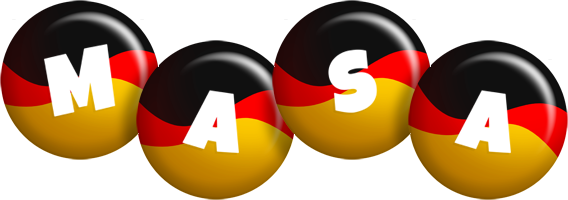 Masa german logo