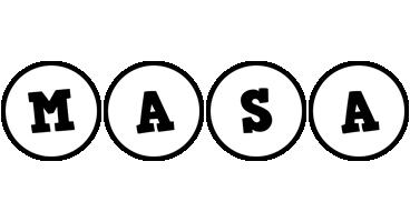 Masa handy logo
