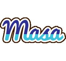 Masa raining logo