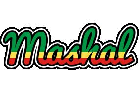 Mashal african logo