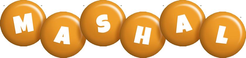 Mashal candy-orange logo