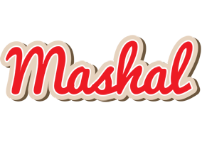 Mashal chocolate logo
