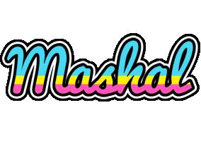 Mashal circus logo