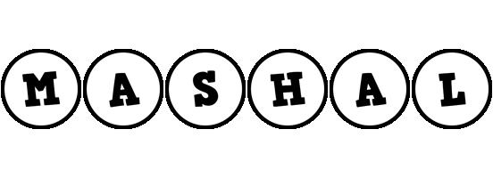 Mashal handy logo