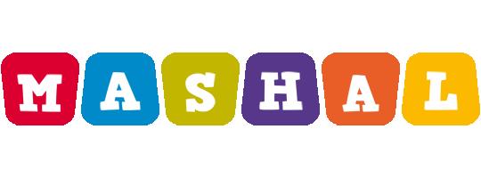 Mashal kiddo logo