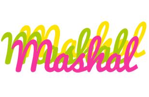 Mashal sweets logo
