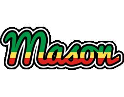 Mason african logo
