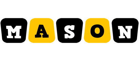 Mason boots logo