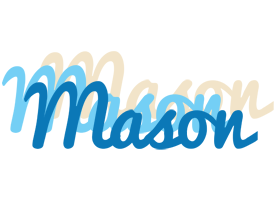 Mason breeze logo