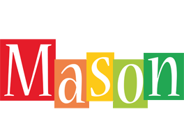 Mason colors logo