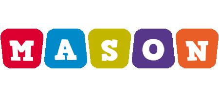 Mason daycare logo