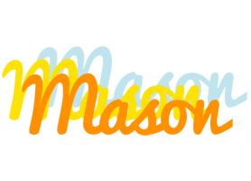 Mason energy logo