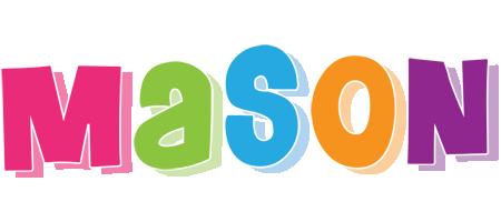 Mason friday logo