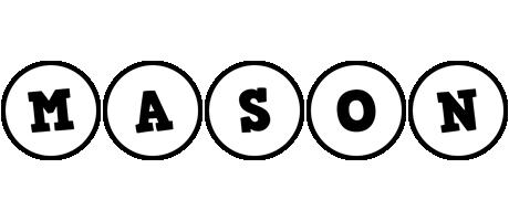 Mason handy logo