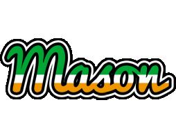 Mason ireland logo