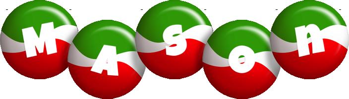 Mason italy logo