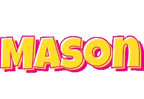 Mason kaboom logo