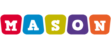 Mason kiddo logo