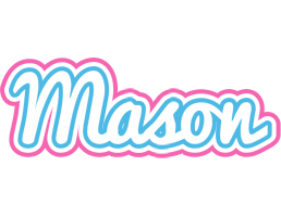 Mason outdoors logo