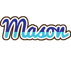 Mason raining logo