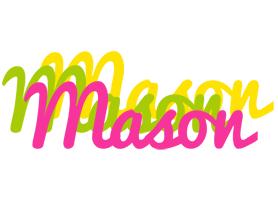 Mason sweets logo