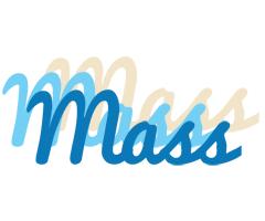 Mass breeze logo