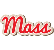 Mass chocolate logo