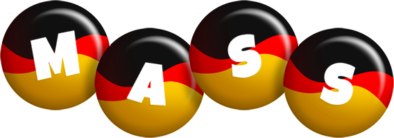 Mass german logo