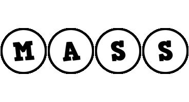 Mass handy logo