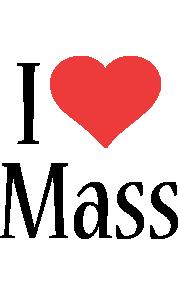 Mass i-love logo
