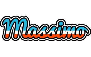 Massimo america logo